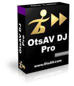 OtsAV DJ Pro Screen shot