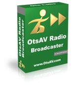 OtsAV Radio Broadcaster discount code